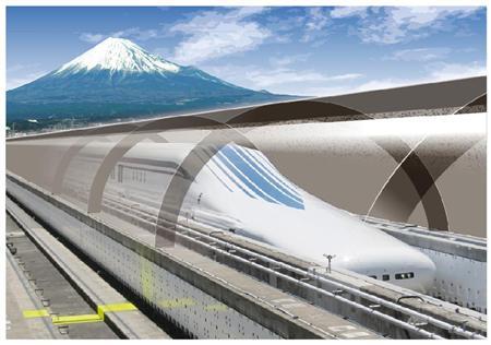 「リニア新幹線が」の画像検索結果