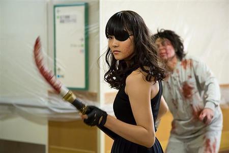 映画「Z~ゼット~果てなき希望」(鶴田法男監督、川本まゆ主演、ブラウニー... 「アクションもで