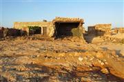 イエメンの砂漠=ロイター(撮影日11月10日)