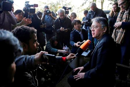 【JAPAN Forward】Kazuo Ishiguro: My Worldview, Artistic Approach Still Largely Japanese