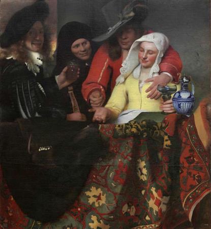 ヨハネス・フェルメールの画像 p1_4