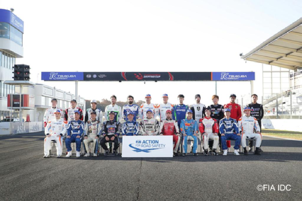 Day1 Drivers Photo