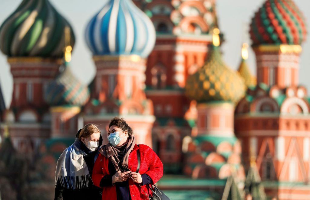 ロシア・モスクワ市が外出制限導入 新型コロナ感染拡大で - SankeiBiz ...