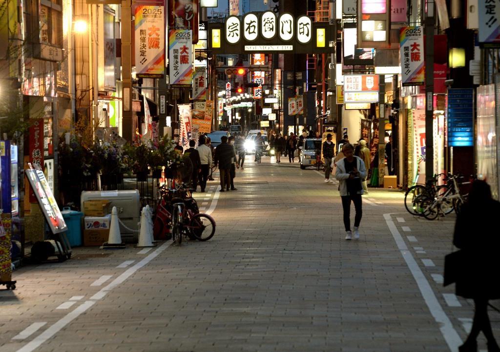 大阪府知事もクラブなど利用自粛要請 夜の街は悲痛な声 - SankeiBiz(サンケイビズ):自分を磨く経済情報サイト