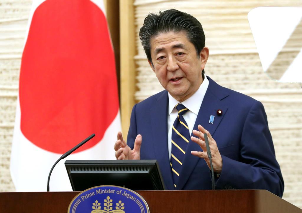 新型コロナで異例頻度の記者会見 首相が伝えたかったこととは (1/2ページ) - SankeiBiz(サンケイビズ):自分を磨く経済情報サイト