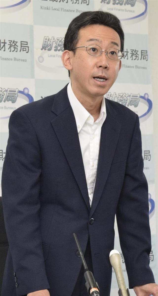 新型コロナ打撃の関西経済「他地域より影響大」 近畿財務局長が就任 ...