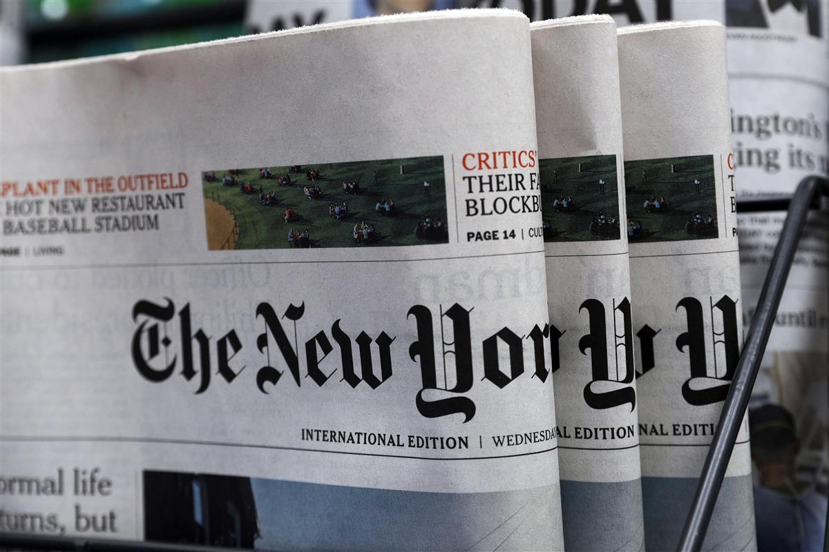 米NYタイムズ、デジタル関連収入が紙を逆転 四半期ベースで初