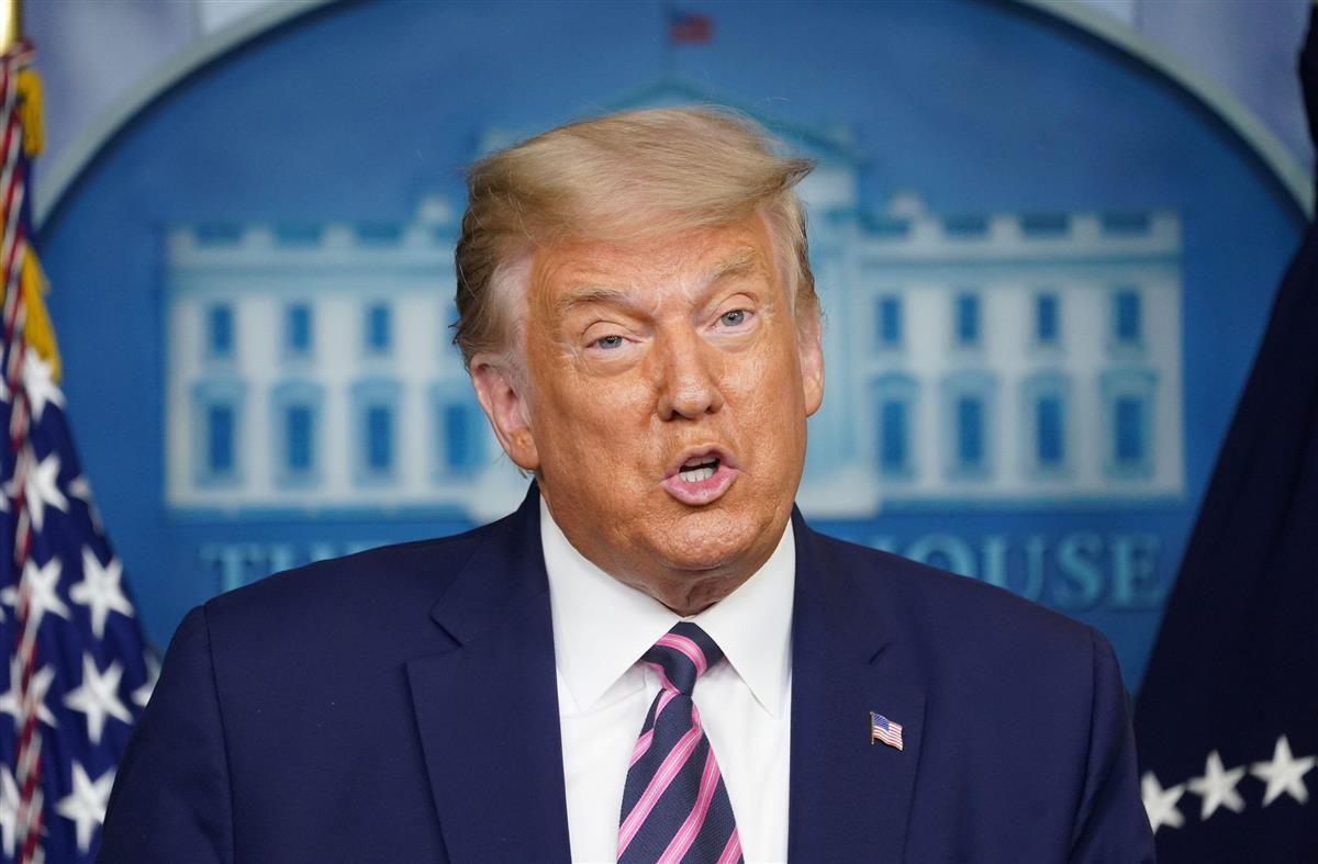 アメリカ、新型コロナ米死者20万人超 収束見えず大統領選争点に ...