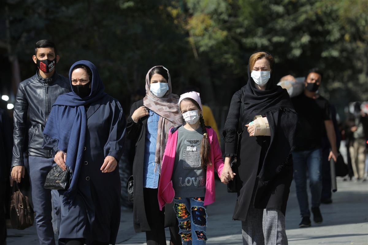 イランにコロナ「第3波」 相次ぎ対策も首都は医療崩壊状態 - SankeiBiz ...