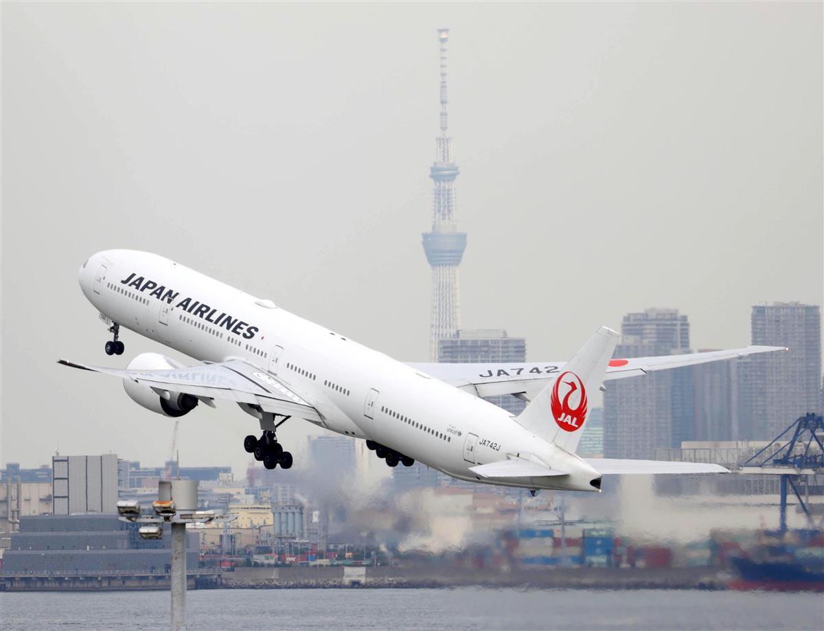 日航の赤字2400億~2700億円に21年3月期 再上場後初めて - SankeiBiz ...