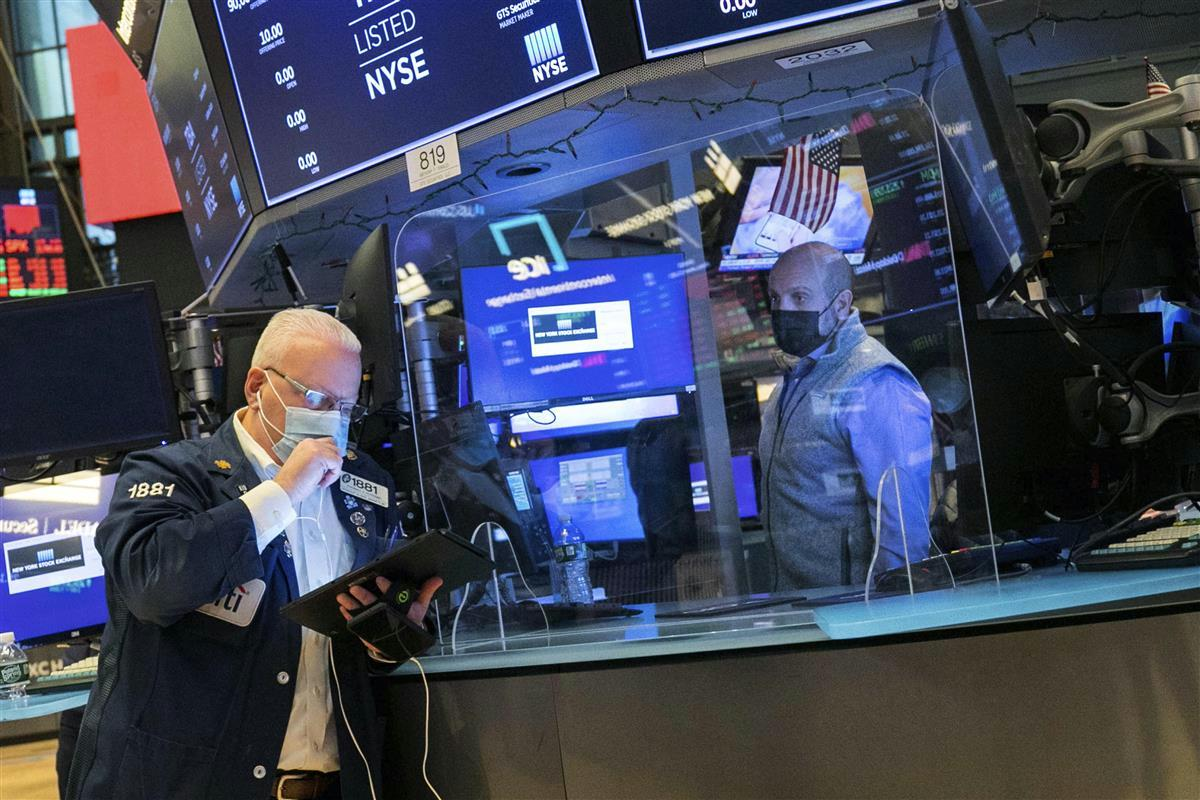 株式 市場 ニューヨーク